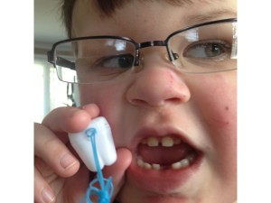 Griff's tooth